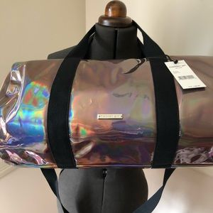 75dd23e527ee Madden girl Bags - Brand new Madden girl hologram duffle bag